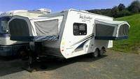 2011 Jayco Jay Feather Sport X 18 D   Hybrid