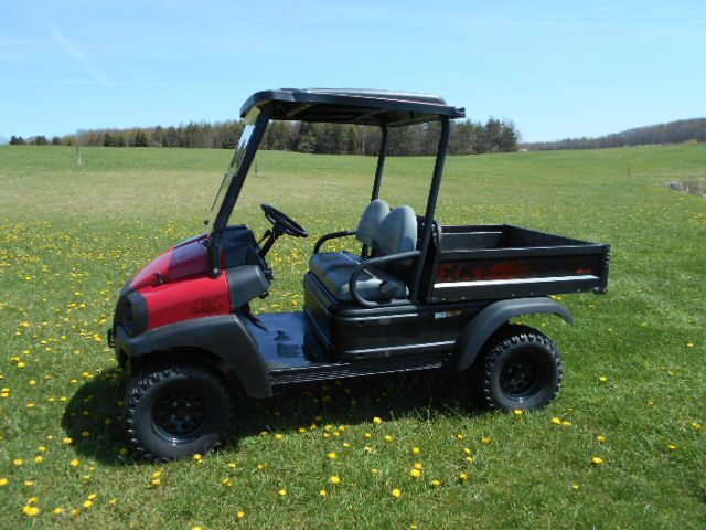 2007 Club Car UTV 4X4 Side By Side XRT 1550 Utility Dump Vehicle