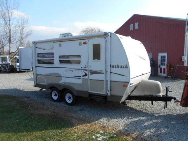 2007 Keystone Outback 18 RS with Slide Room
