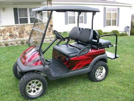 2014 Golf Cart Accessories Moved to new Website