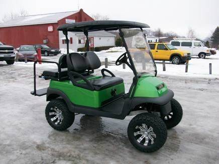 2008 All Golf Carts Moved To New Website