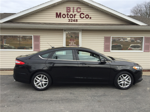 2013 Ford Fusion for sale in Jackson, MO