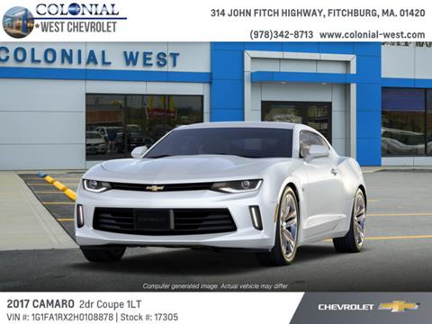 2017 Chevrolet Camaro for sale in Fitchburg, MA