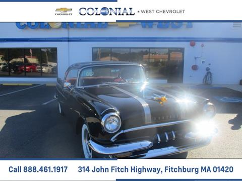1955 Pontiac Chieftain for sale in Fitchburg, MA