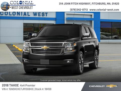 2018 Chevrolet Tahoe for sale in Fitchburg, MA