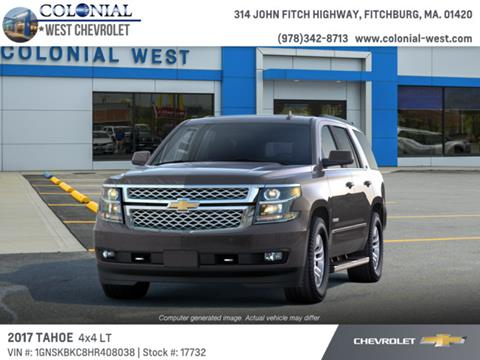 2017 Chevrolet Tahoe for sale in Fitchburg, MA