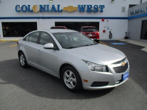 2012 Chevrolet Cruze for sale in Fitchburg, MA