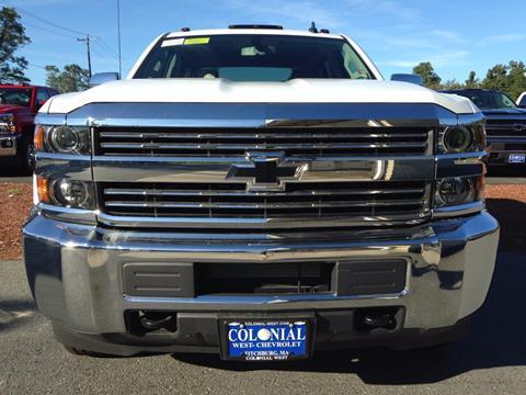 2017 Chevrolet Silverado 2500HD for sale in Fitchburg, MA