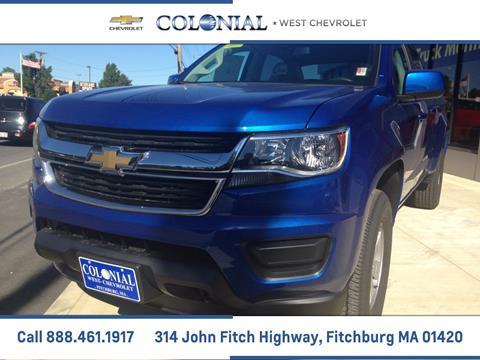 2018 Chevrolet Colorado for sale in Fitchburg, MA