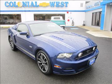 2013 Ford Mustang for sale in Fitchburg, MA
