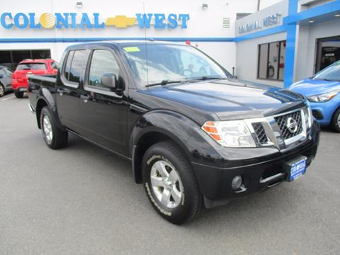 2012 Nissan Frontier for sale in Fitchburg, MA