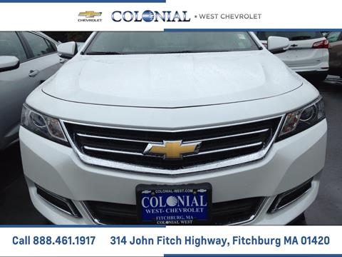 2018 Chevrolet Impala for sale in Fitchburg, MA