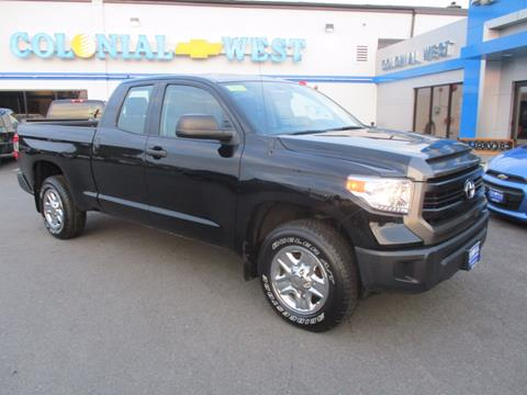 2014 Toyota Tundra for sale in Fitchburg, MA