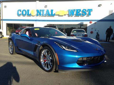 2016 Chevrolet Corvette for sale in Fitchburg, MA