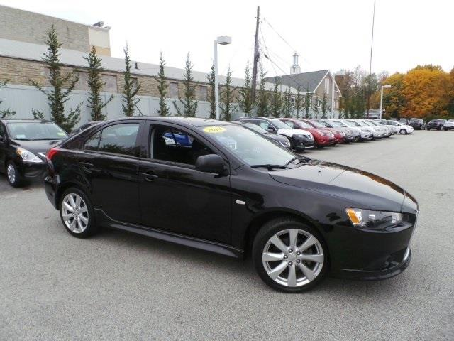 2014 mitsubishi lancer sportback for sale in auburn ma. Black Bedroom Furniture Sets. Home Design Ideas