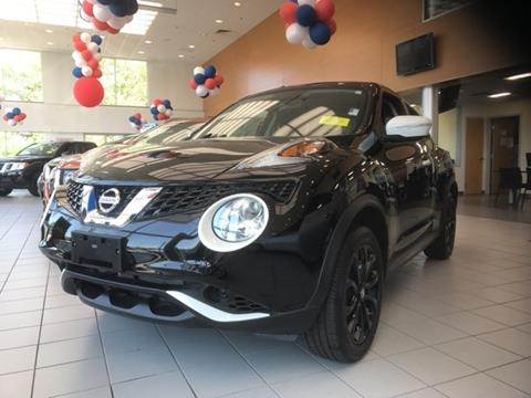 2017 Nissan JUKE for sale in Auburn MA
