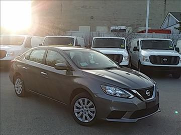 2017 Nissan Sentra for sale in Auburn, MA