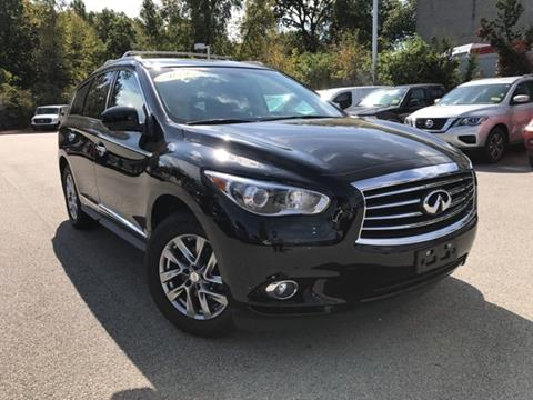 2014 Infiniti QX60 for sale in Auburn, MA