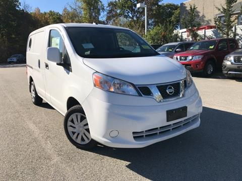 2017 Nissan NV200 for sale in Auburn MA