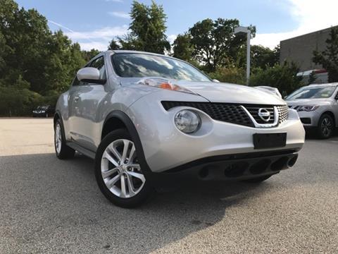 2014 Nissan JUKE for sale in Auburn, MA