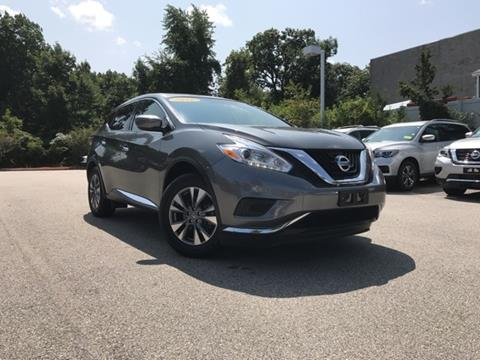 2016 Nissan Murano for sale in Auburn, MA