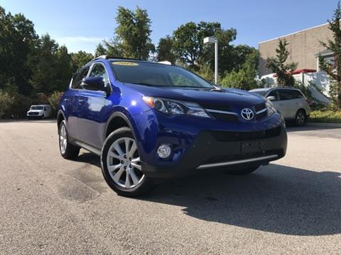 2015 Toyota RAV4 for sale in Auburn, MA