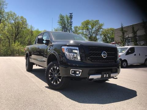 2017 Nissan Titan XD for sale in Auburn, MA