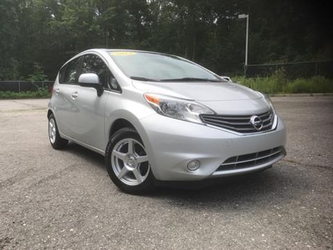 2014 Nissan Versa Note for sale in Auburn MA