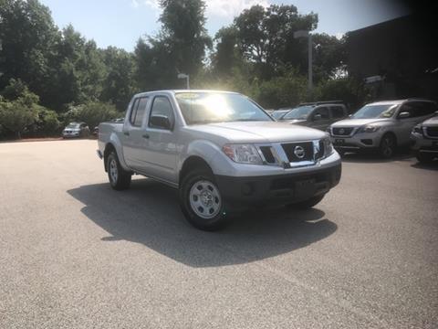 2014 Nissan Frontier for sale in Auburn MA