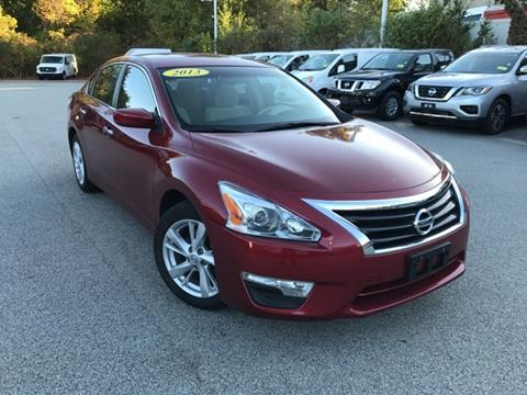 2013 Nissan Altima for sale in Auburn MA