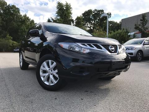 2014 Nissan Murano for sale in Auburn MA