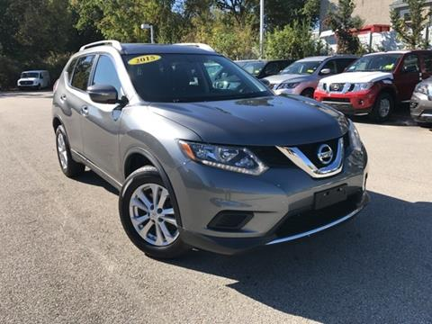 2015 Nissan Rogue for sale in Auburn, MA
