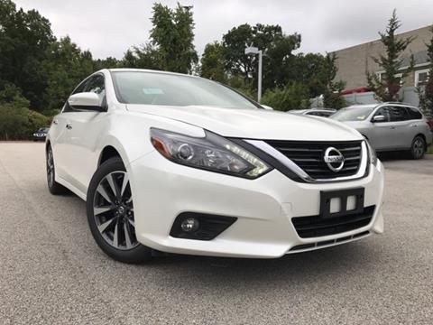 2017 Nissan Altima for sale in Auburn, MA