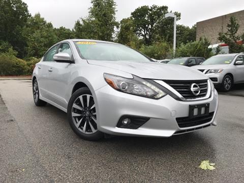 2016 Nissan Altima for sale in Auburn MA