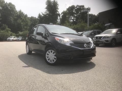 2015 Nissan Versa Note for sale in Auburn MA