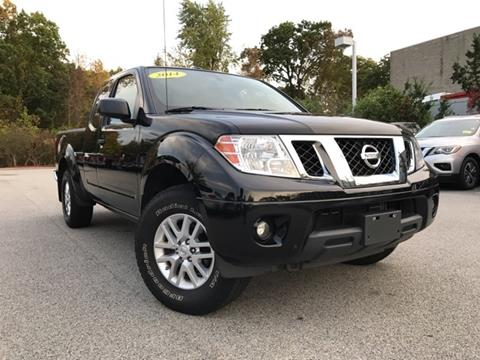 2014 Nissan Frontier for sale in Auburn MA
