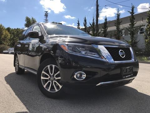 2015 Nissan Pathfinder for sale in Auburn MA