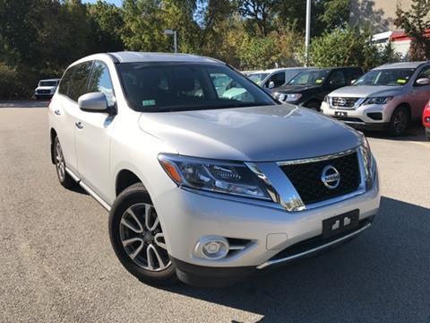 2014 Nissan Pathfinder for sale in Auburn, MA