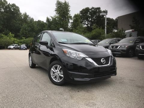 2017 Nissan Versa Note for sale in Auburn MA
