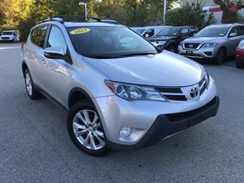 2013 Toyota RAV4 for sale in Auburn MA