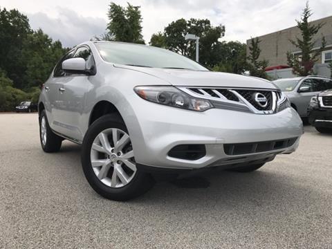 2014 Nissan Murano for sale in Auburn, MA