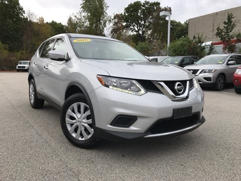 2015 Nissan Rogue for sale in Auburn MA