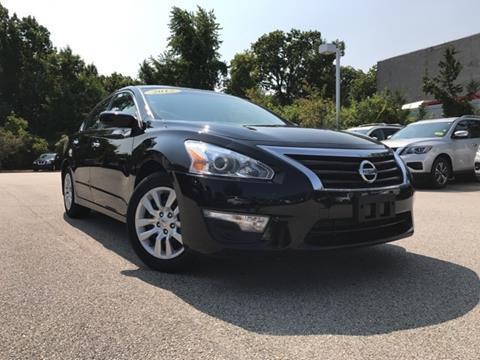 2015 Nissan Altima for sale in Auburn MA