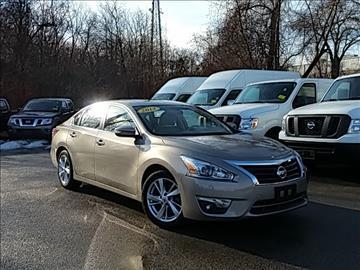 2014 Nissan Altima for sale in Auburn, MA