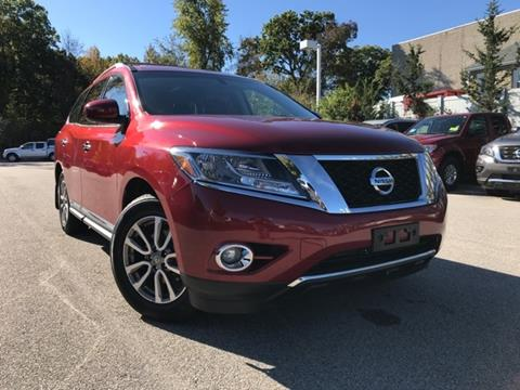 2014 Nissan Pathfinder for sale in Auburn MA