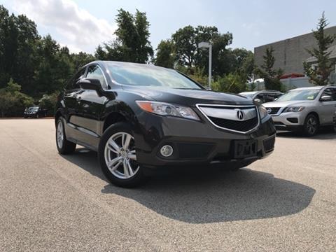 2015 Acura RDX for sale in Auburn MA