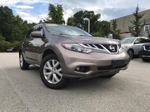 2012 Nissan Murano for sale in Auburn, MA