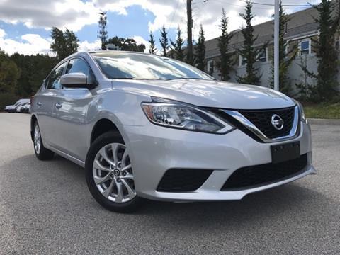 2016 Nissan Sentra for sale in Auburn MA