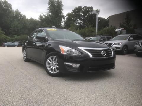 2014 Nissan Altima for sale in Auburn MA