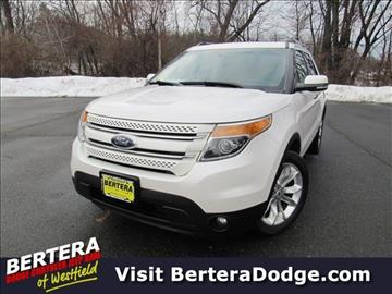 2015 Ford Explorer for sale in Westfield, MA